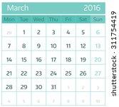 march 2016. simple european...