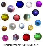 Big Set Of  Beads For Design...