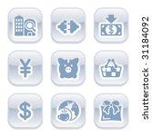 button for web 24 | Shutterstock .eps vector #31184092