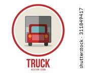 transportation  digital design  ... | Shutterstock .eps vector #311849417