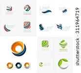 universal abstract geometric...   Shutterstock .eps vector #311964719