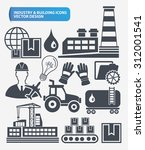 industry engineer and... | Shutterstock .eps vector #312001541