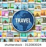 Travel. Historic Architecture...