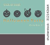 poster  banner or background... | Shutterstock .eps vector #312142664