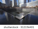 Waterfall Footprint Of Wtc ...