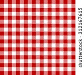 Vector Gingham Seamless Patter...