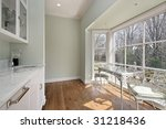pantry with sitting area | Shutterstock . vector #31218436