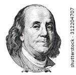Benjamin Franklin Portrait...