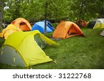 camping sites with multi...   Shutterstock . vector #31222768