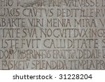 old medieval latin catholic...   Shutterstock . vector #31228204