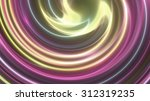 abstract background gold swirl | Shutterstock . vector #312319235