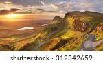 Sunrise Over The Quiraing On...