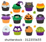 Halloween Cupcakes And Treats...