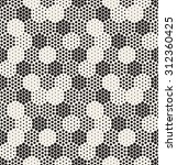 vector seamless pattern. modern ... | Shutterstock .eps vector #312360425