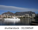 Cape Town Water Front Looking...