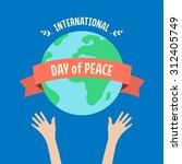 poster for international day of ...   Shutterstock .eps vector #312405749