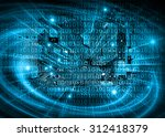 best internet concept of global ... | Shutterstock . vector #312418379