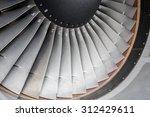planes jet engine | Shutterstock . vector #312429611