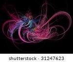 hi tech abstract background | Shutterstock . vector #31247623