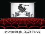 cinema | Shutterstock .eps vector #312544721