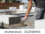 Builder Does Cement Sand Morta...