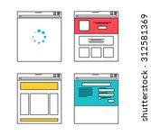 basic website layout...