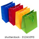 packages for purchases are... | Shutterstock . vector #31261093