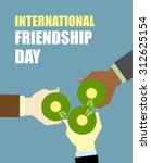 International Friends Day....