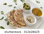south indian dish | Shutterstock . vector #312628625