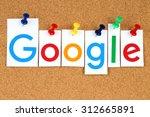 kiev  ukraine   september 02 ... | Shutterstock . vector #312665891