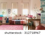 picture of snug room for...   Shutterstock . vector #312718967