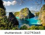 coron   trips | Shutterstock . vector #312792665