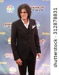 Small photo of NEW YORK-AUG 11: Radio host Howard Stern attends the 'America's Got Talent' season 10 taping at Radio City Music Hall on August 11, 2015 in New York City.