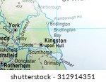 Map View Of Kingston Upon Hull