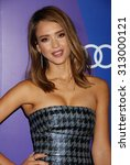 Small photo of LOS ANGELES - OCT 4: Jessica Alba arrives at the Variety 5th Annual Power of Women Event on October 4, 2013 in Beverly Hills, CA