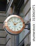 vienna  austria   july 12 ... | Shutterstock . vector #313061471