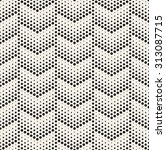vector seamless pattern. modern ...   Shutterstock .eps vector #313087715