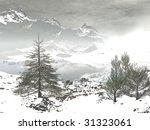 digital visualization of a... | Shutterstock . vector #31323061