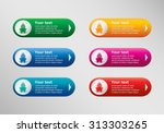 ship icon and infographic...   Shutterstock .eps vector #313303265