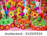 Ice Cream Cone Krathong. A...