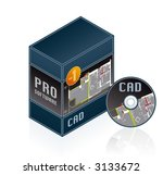 computer hardware icons set  ... | Shutterstock .eps vector #3133672
