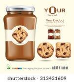 design packaging for chocolate...   Shutterstock .eps vector #313421609