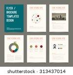 vector template for... | Shutterstock .eps vector #313437014