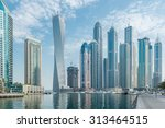 dubai   august 9  2014  dubai... | Shutterstock . vector #313464515