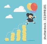 success   Shutterstock .eps vector #313498181