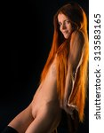red hair girl nudes