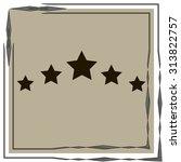 stars | Shutterstock .eps vector #313822757