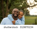 multicultural family | Shutterstock . vector #313870154