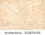 Plywood Texture With Natural...