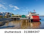 New Orleans Paddle Steamer In...